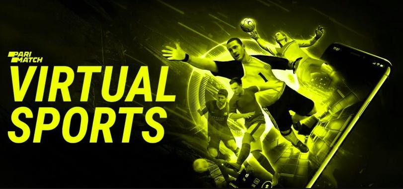 Virtual sports betting in Parimatch