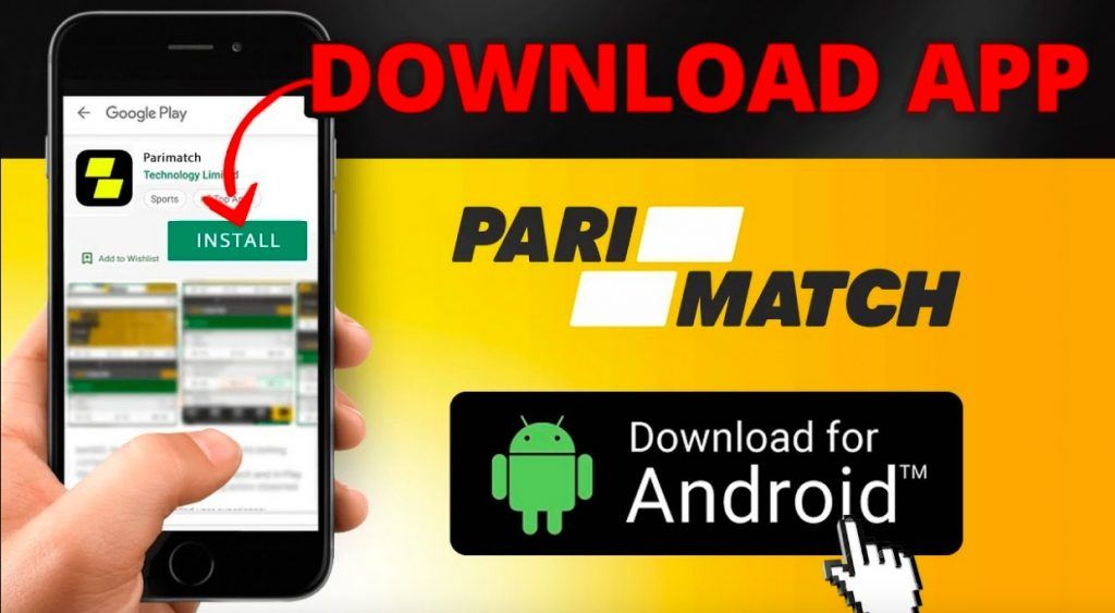 BK Parimatch for iOS and Android